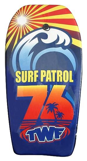 TWF Kid s EPS cuerpo – Tabla surf Patrol, ...