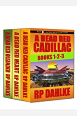 The DEAD RED MYSTERY SERIES Boxed Set Books 1-2-3 : Lalla Bains Mysteries in California Kindle Edition