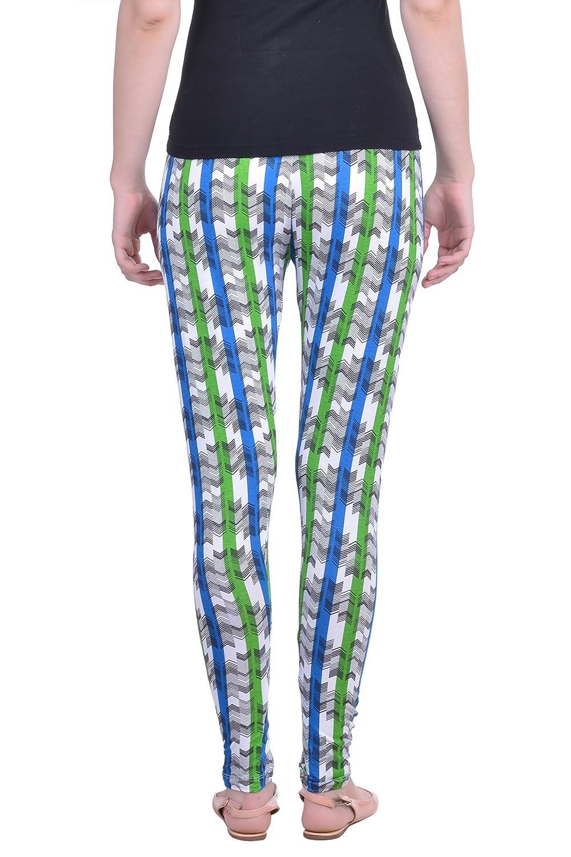 67de926654ea5c Dollar Missy Women's Leggings (MMCC-512-ALP-BLU-FLORAL) Blue: Amazon.in:  Clothing & Accessories