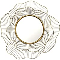 Stratton Home Decor Stella Decorative Mirror (Gold)