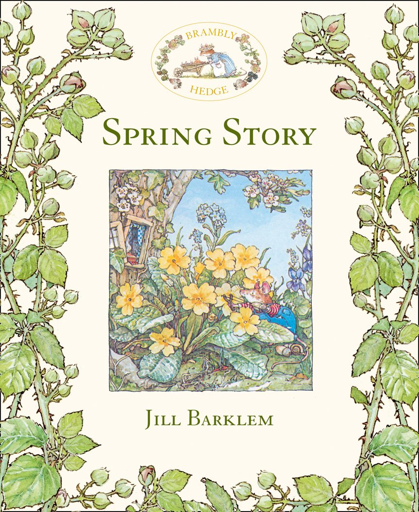 Spring Story (Brambly Hedge) (English Edition) eBook: Jill ...