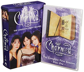 Amazon com: Charmed: Season 1: Holly Marie Combs, Alyssa