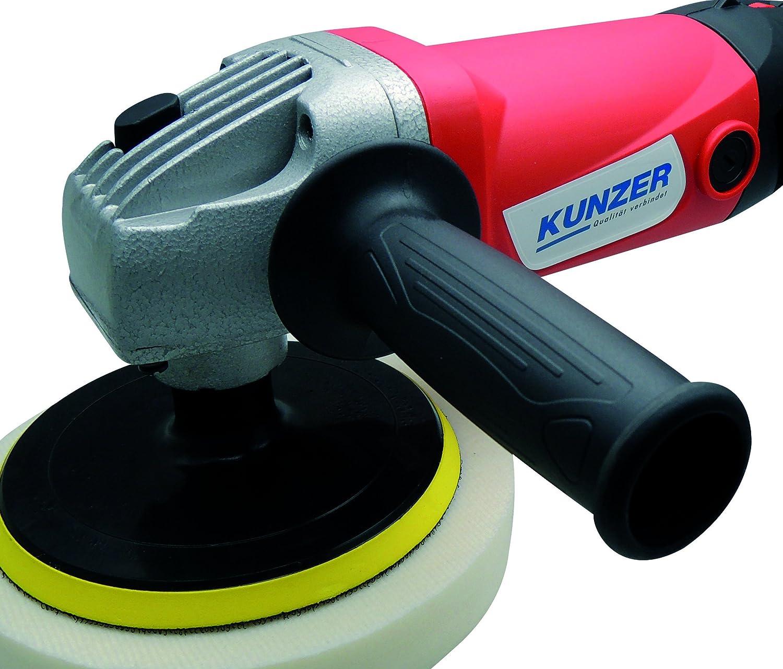 Kunzer 7PM03 Polisseuse /électrique 230V de 600 /à 3000 tr//min 1200W