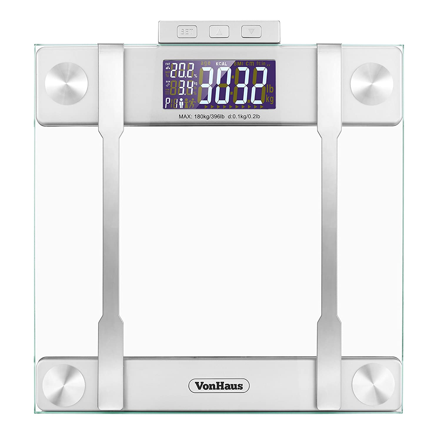 Top Bathroom Scales 2017: List And Reviews 2016-2017 On