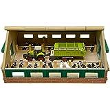 Kids Globe Wooden Farm Shed (Scale 1:87)
