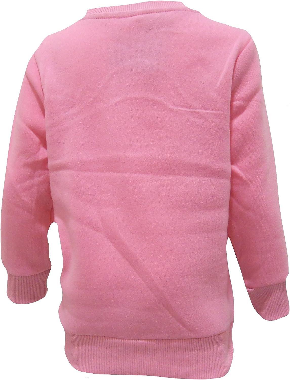 My Little Pony Girls Christmas Jumper Sweatshirt