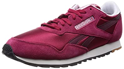 Reebok Classic PARIS RUNNER COLOR (M46450) Womens Trainers Shoe Size UK 5  Cherry  458475846c
