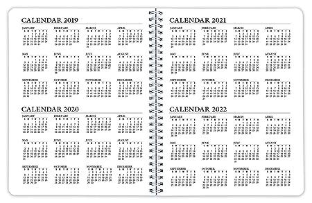 Premium Planner 2019-2020 Academic Year Planner - 8x10-14 Months (June 2019 Through July 2020)