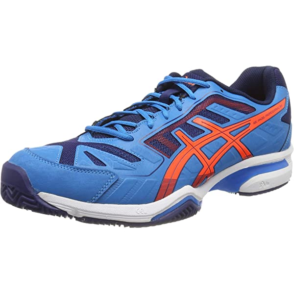 ASICS - Gel Padel Professional 2 SG, Color Rojo, Talla UK-6.5 ...