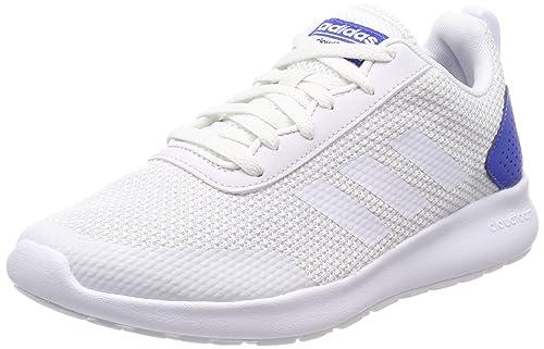 adidas CF Element Race, Scarpe da Fitness Uomo, Bianco (Balcri/Ftwbla/Azul 000), 39 1/3 EU