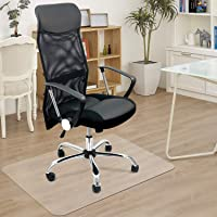 Azadx Home Office Chair Mat, Transparent Hard Floors Protector 30 x 48'' Rectangle