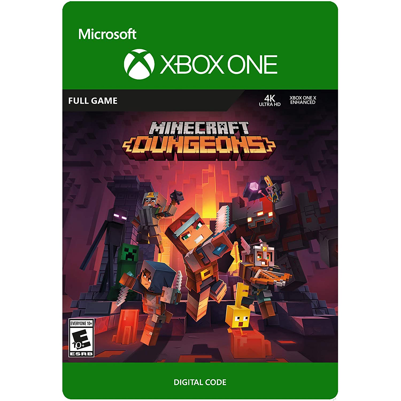 Minecraft Dungeons Standard - Xbox One [Digital Code]
