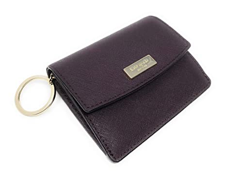 2cf47788d66de Image Unavailable. Image not available for. Color  Kate Spade New York Laurel  Way Petty WLRU2728 Mahogany. Roll over image to zoom in