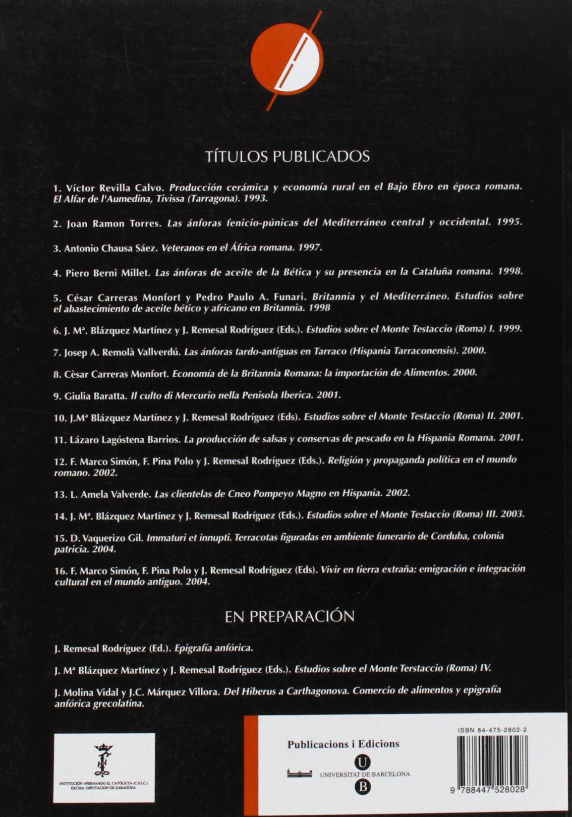Vivir en tierra extraña: emigración e integración cultural en el mundo antiguo INSTRUMENTA: Amazon.es: Francisco Marco Simón, José Remesal Rodríguez: Libros