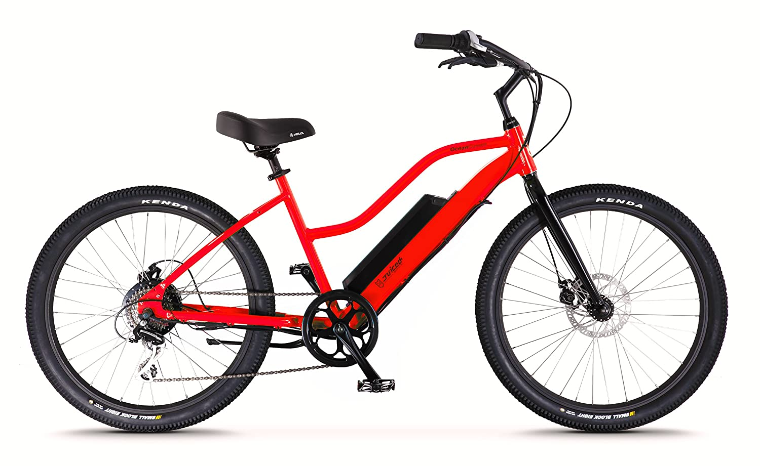 Juiced Electric Bike Review