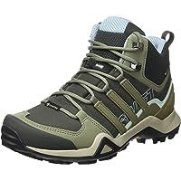 adidas Terrex Swift R2 Mid GTX W, Zapatillas para Carreras de montaña Mujer