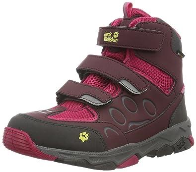 Jack Wolfskin Mtn Attack 2 Texapore Low K chaussures randonnées enfants gris 36,0 EU