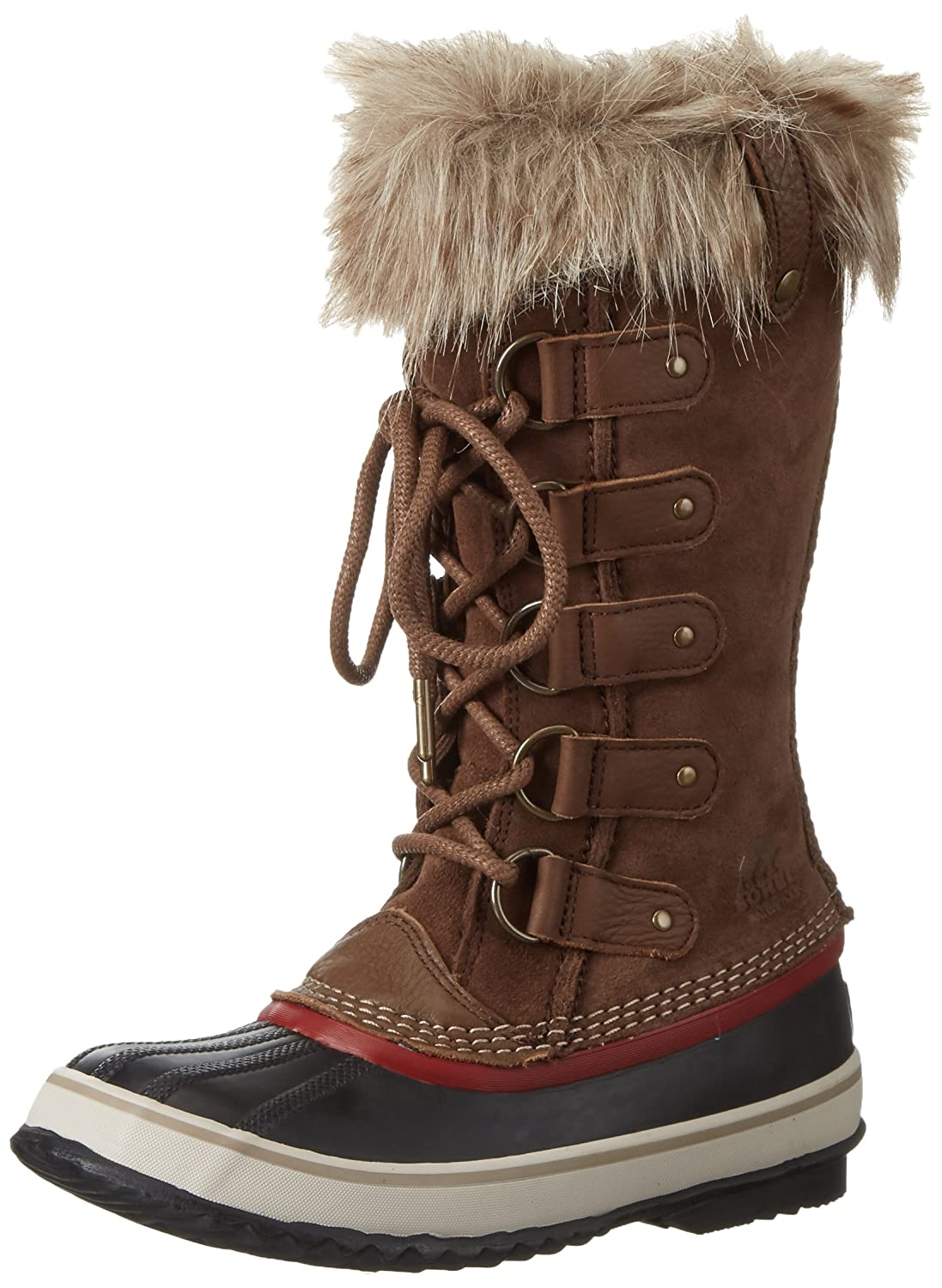 Sorel Joan B079Z8TFJV Red of Arctic Joan II, Bottes de Neige Femme Umber, Red Dahlia 7d75966 - piero.space