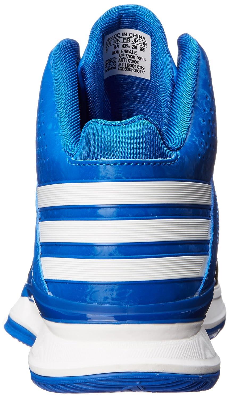 Adidas Transcend Herren Herren Herren Schwarz BasketballSchuh Neu fc145d