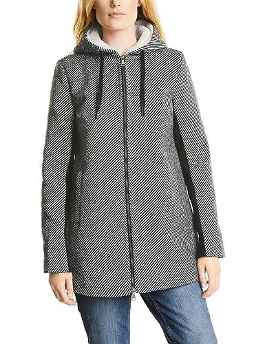 Cecil Structured Cosy Coat, Abrigo para Mujer