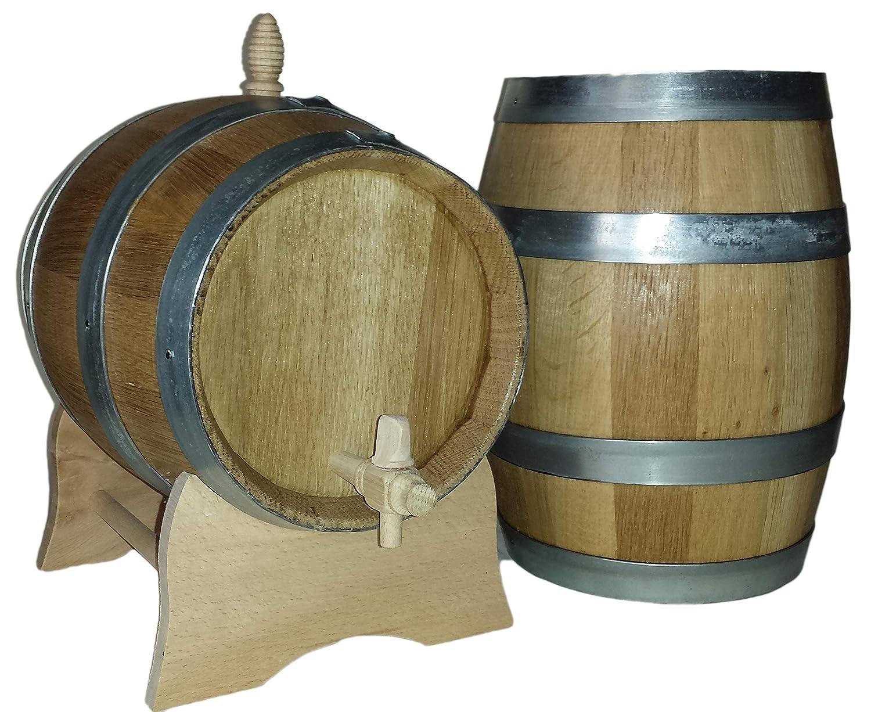 5 L barrica Madera Barril Chupito Barril Barril de vino barrica weinfä sser holzfä sser artigianale