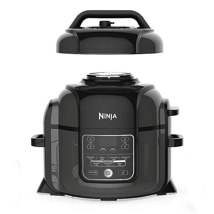 Top 10 Ninja Foodi Fd401 Pressure Cooker And Air Fryer