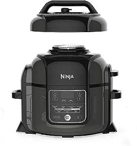 Nutri Ninja Foodi Multi Cooker Pressure Cooker That Crisps-TenderCrisp Technology, OP300