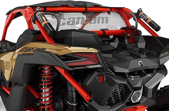 X3 MAX Soft Rear Window OEM 715004278 Genuine Can Am Maverick X3