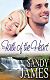 Faith of the Heart (Damaged Heroes Book 4)