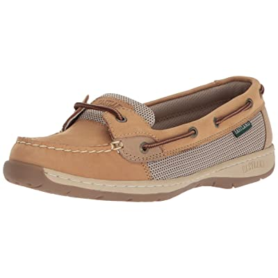 Eastland Women's Sunrise, Tan, 9 W US | Loafers & Slip-Ons