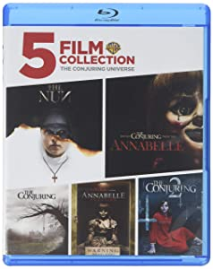 The Conjuring Universe Collection (BD) [Blu-ray]
