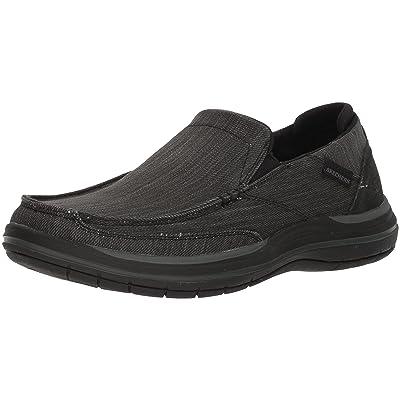 Skechers Men's Elson-Amster Moccasin | Loafers & Slip-Ons