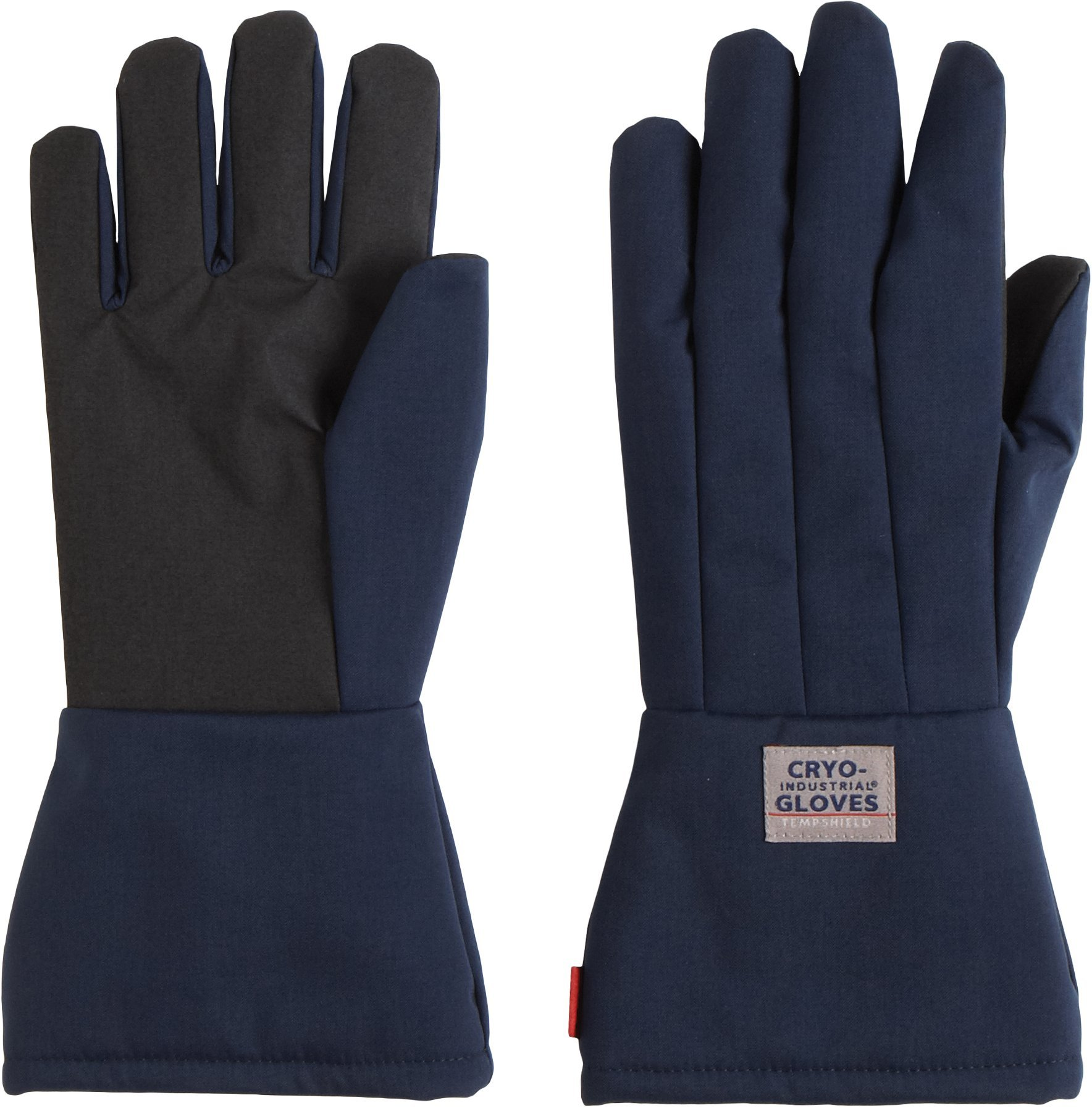 Tempshield TEMCG Cryo-Industrial Glove, Mid-arm, Cryogenic, Large (Pack of 1)