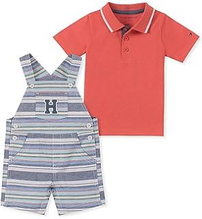uk myymälä myynti vähittäiskauppias kuumia tuotteita Amazon.com: Tommy Hilfiger Baby Boys Romper: Clothing