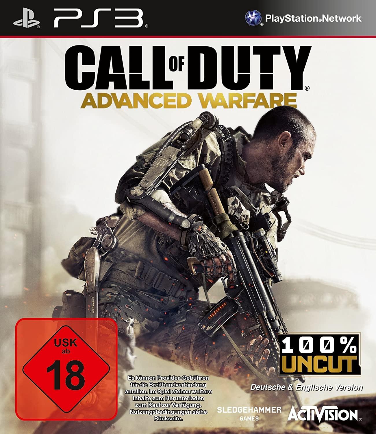 Call of Duty PS3 amazon