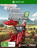 Farming Simulator 17 Platinum Ed Xbox One