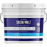 Earthborn Elements Snow Melt (1 Gallon) Fast-Acting & Powerful, Pet & Eco-Friendly Pellets, Safe on Concrete, Asphalt & Wood,