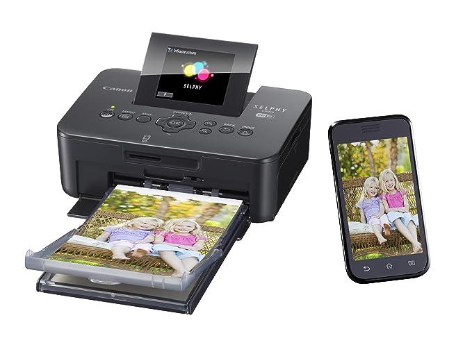 Amazon.com: Impresora inalámbrica compacta de color ...
