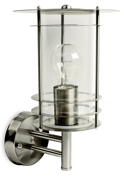 Nartel Stainless Steel Wall Lantern PIR Sensor Wall Lantern