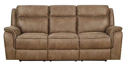 Amazon.com: MorriSofa MNY2242-6PH-3000-27230 Cameron 3 Seat ...