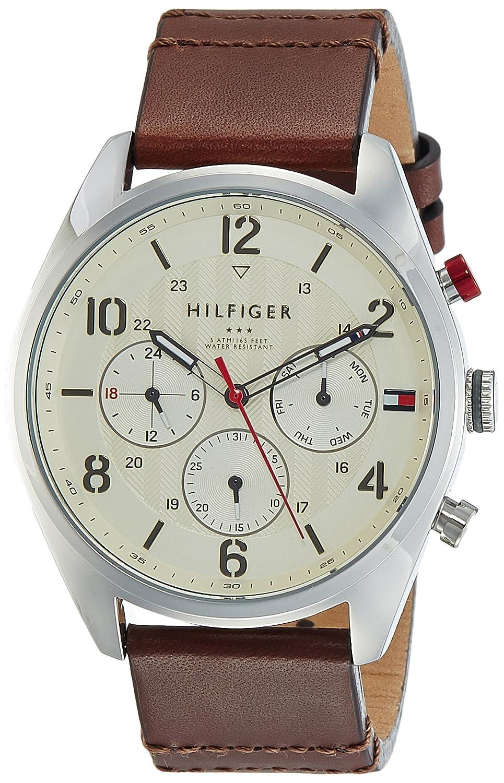 Buy Tommy Hilfiger Analog Beige Dial Men S Watch Th1791208j