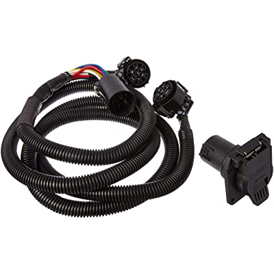 MIGHTY CORD A10-7007 5th Wheel Gooseneck Harness, 7 Feet,1 Pack: Automotive