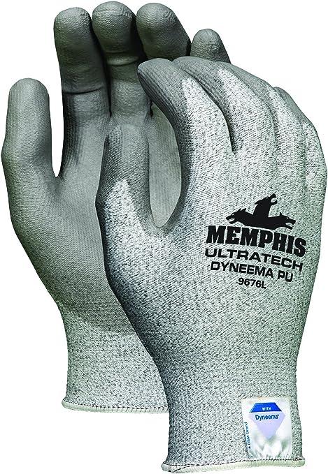 Amazon.com: Memphis Guante 9676l Ultratech Dyneema 13-gauge ...