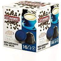 Catunambú, Cápsulas de café (Descafeinado con leche) , 144 gr