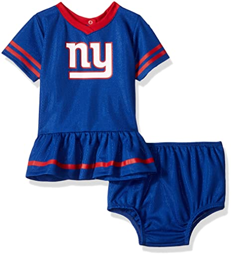 4f6176784 Image Unavailable. Image not available for. Color: NFL New York Giants Baby-Girls  ...