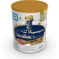 Similac Gain Plus 3 Intelli Pro Growing Up Formula Milk - 1600gm, Tin