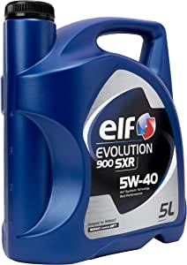 ALL LUBRICANTS SL ACELF5W405L Aceite DE Motor Elf Evolution 900 SXR 5W40 5 litros: Amazon.es: Coche y moto