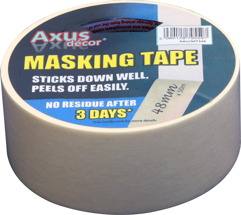 Axus Decor AXU/MT348 3-Day Masking Tape Axus Décor