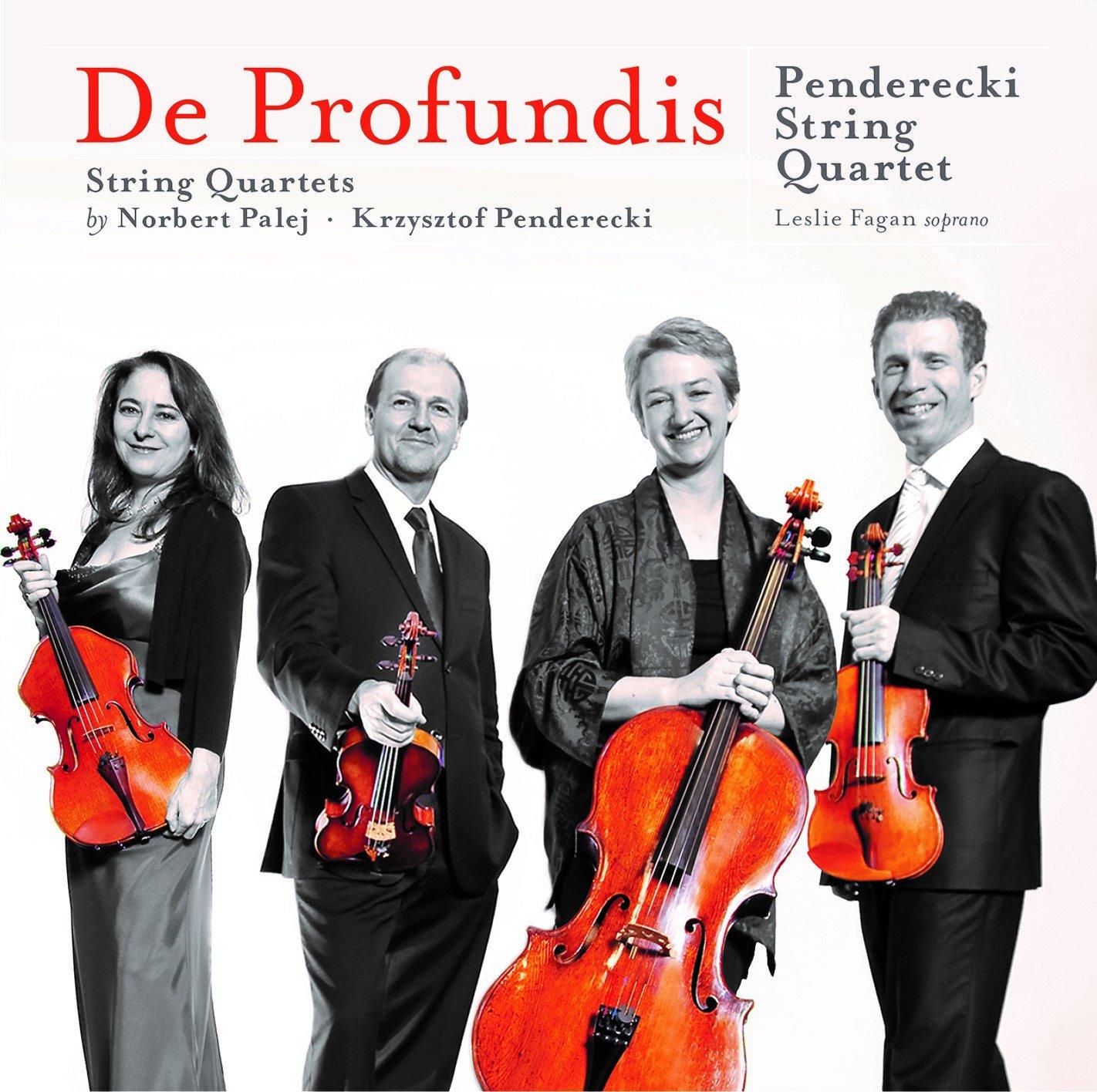 De Profundis by Penderecki String Quartet