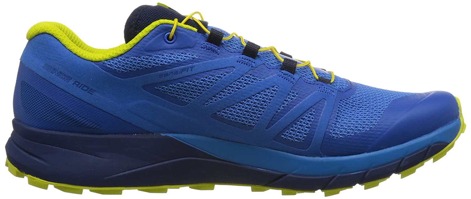 a12f44028064 ... Salomon Sense Sense Sense Ride Running Shoe - Men s B074KJQ1VT 11 D  US